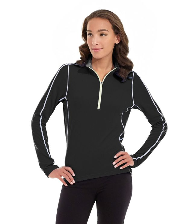 Olivia 1/4 Zip Light Jacket